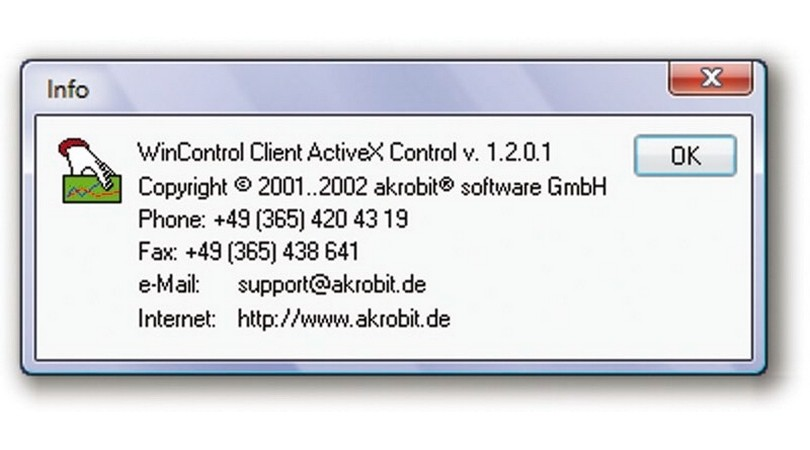 Win_Control_Client