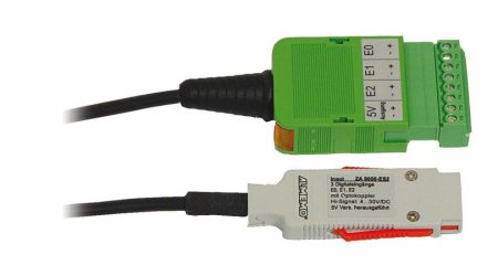 ALMEMO® Adapter Cable for Digital Input Signals