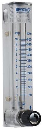 variable area flowmeter 2530 series long