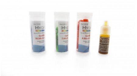 pH Buffer Capsules Kit