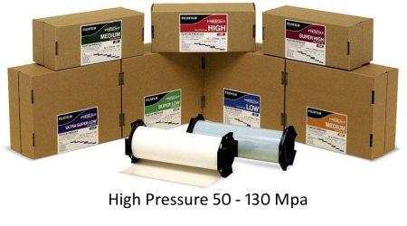 PF1HSR Pressure Film High Pressure 50 - 130 Mpa