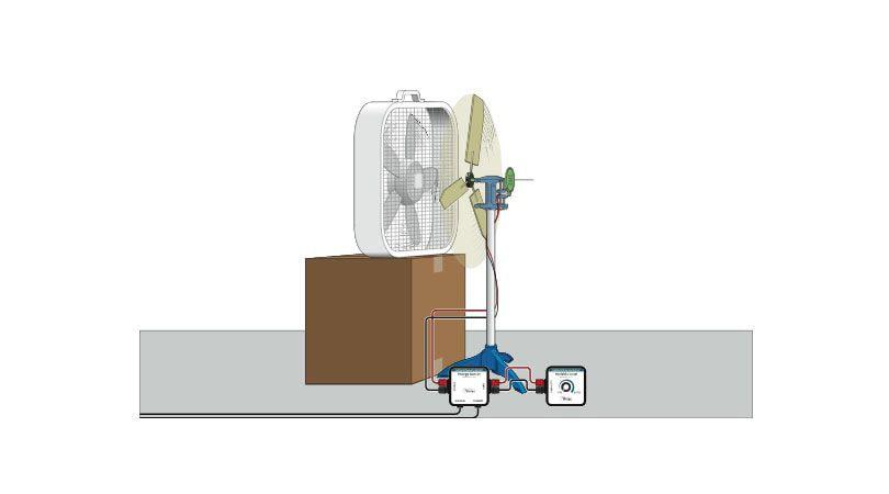 Exploring Wind Turbine Experiment