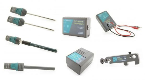 Go Direct Chemistry with Vernier Deluxe Package