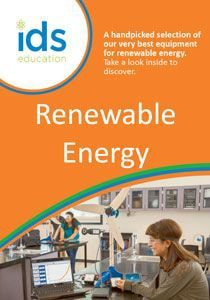 Renewable Energy Front Cover