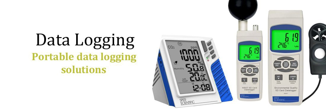 Portable Data Logging Banner
