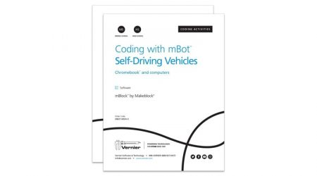 Coding with mBot: Self-Driving Vehicles Activities Module
