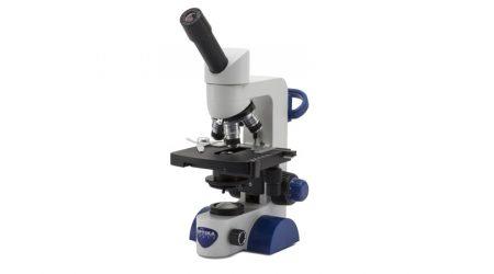 Monocular Microscope, 1000x, Rotational Condenser