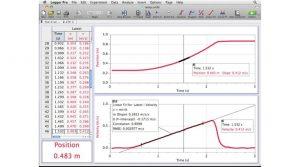 Logger Pro Physics