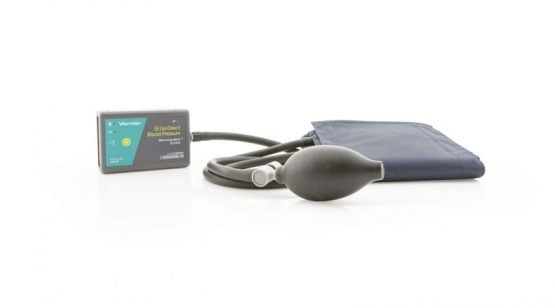 Go Direct Blood Pressure sensor