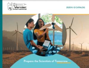 Vernier Catalogue 2020 Cover
